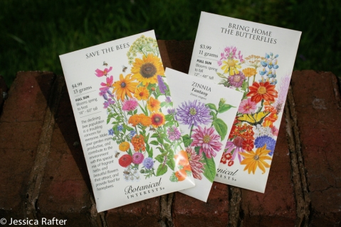 Botanical Interest Seed Packet