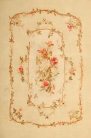 19th century Aubusson Rug