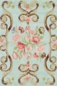 Aubusson Floral Rug